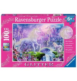 RAVENSBURGER Unicorn Kingdom 100PC