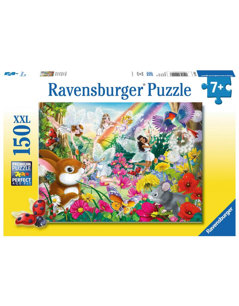 RAVENSBURGER Magical Forest Fairies 150PC