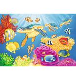 RAVENSBURGER Vibrance Under the Sea 2X24