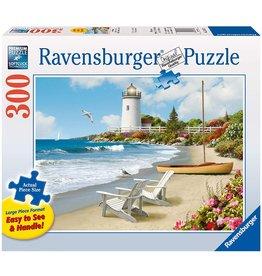 RAVENSBURGER Sunlit Shores 300PC LF