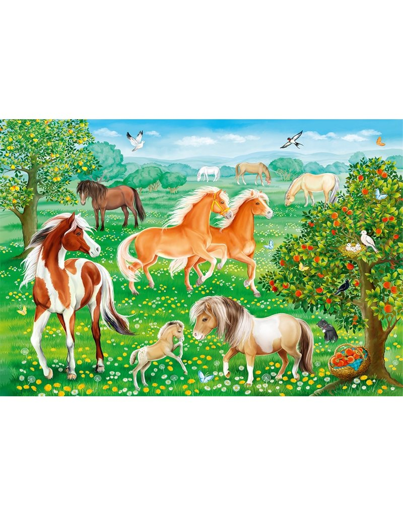 RAVENSBURGER MUSTANG MEADOW 60PC