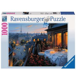 RAVENSBURGER Paris Balcony 1000PC