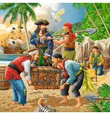 RAVENSBURGER Adventure on the High Seas 3X49