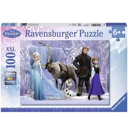 RAVENSBURGER Frozen (100pc XXL Puzzle)