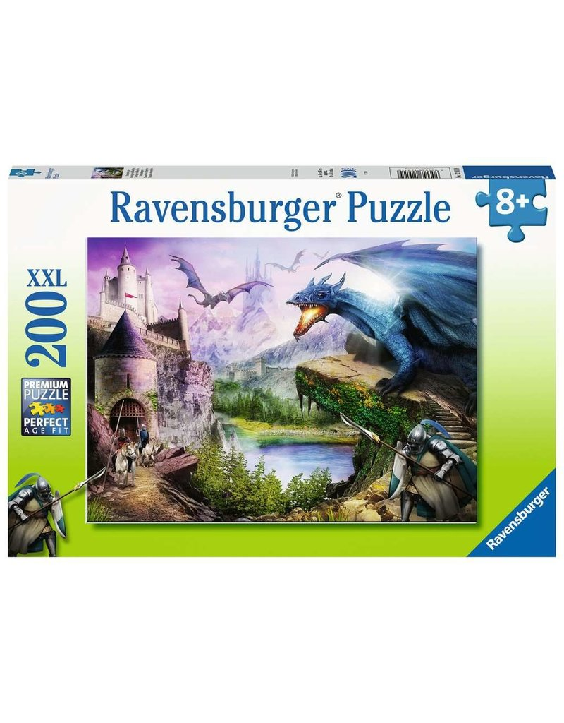 RAVENSBURGER Mountains of Mayhem 200PC