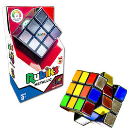 Winning Moves METALLIC RUBIKS 40TH ANNIVERSARY EDITION