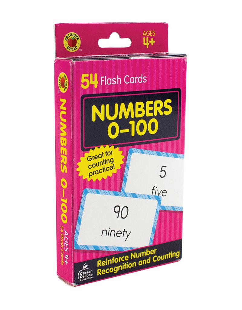 CARSON DELLOSA NUMBERS 1-100 FC BC