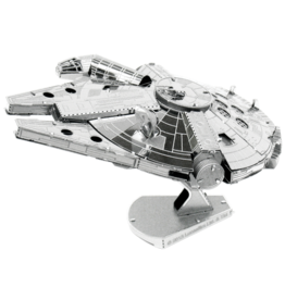 FASCINATIONS MILLENNIUM FALCON METAL Earth