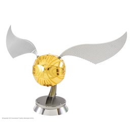 FASCINATIONS Golden Snitch - COLOR Harry Potter Metal Earth