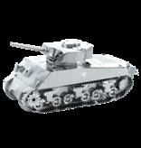 FASCINATIONS Metal Earth - Sherman Tank