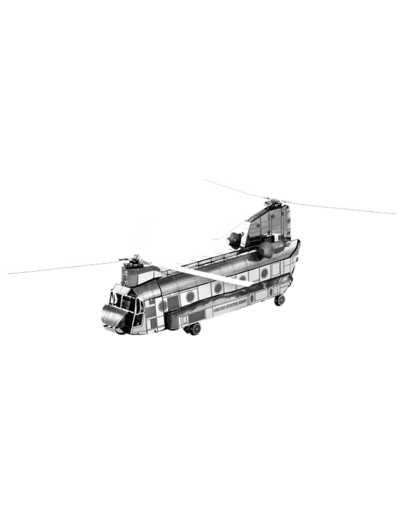 FASCINATIONS CH-47 Chinook Boeing helicopter