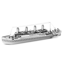 FASCINATIONS 3D TITANIC Metal Earth