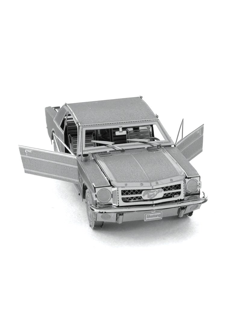 FASCINATIONS MetalEarth - 1965 Ford Mustang Coupe