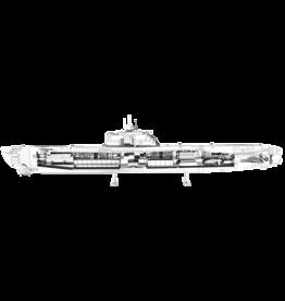FASCINATIONS Metal Earth German U-boat