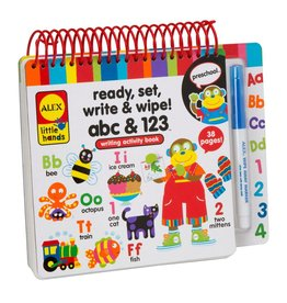 ALEX LH - Ready Set Write & Wipe