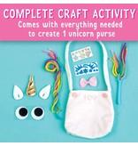 CREATIVITY FOR KIDS UNICORN PURSE