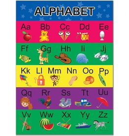 CREATIVITY FOR KIDS COLOR AND LEARN ALPHABET