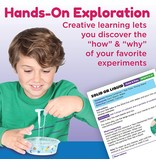 CREATIVITY FOR KIDS MAGICAL MIXING SCIENCE