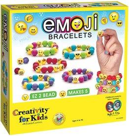 CREATIVITY FOR KIDS Emoji Bracelets