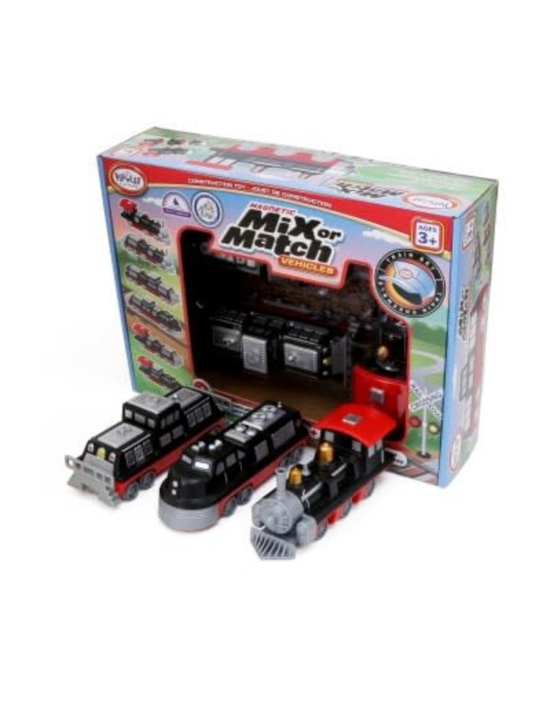 POPULAR PLAYTHINGS TRAINS MIX OR MATCH