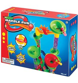 TOYSMITH Marble Run 80Pc