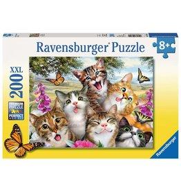 RAVENSBURGER Friendly Felines 200pc