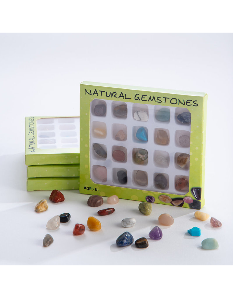 GEOCENTRAL GEMSTONE SELECTION BOX 12/UN