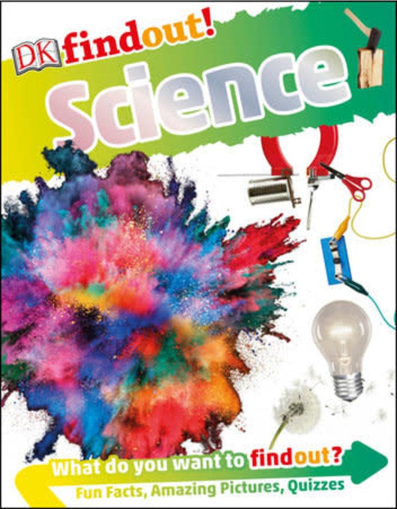 PENGUIN SCIENCE FINDOUT