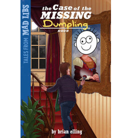 PENGUIN CASE OF THE MISSING DUMPLING MAD LIBS