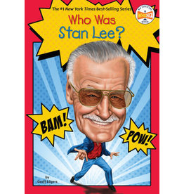 PENGUIN STAN LEE WHO WAS