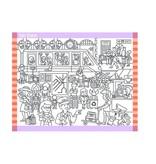 MELISSA & DOUG Around Town Seek and Find Sticker Pads