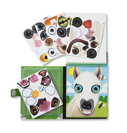 MELISSA & DOUG Pets Reusable Stickers -