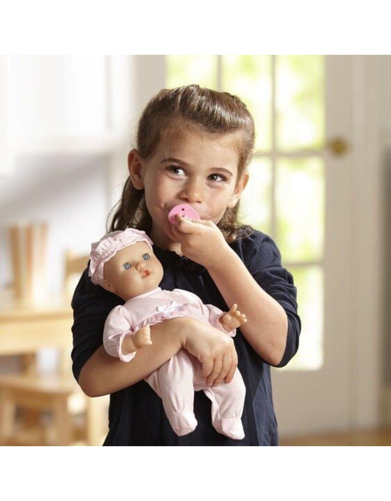 "MELISSA & DOUG Jenna - 12"" Doll"