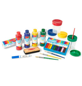 MELISSA & DOUG EASEL COMPANION SUPPLY SET