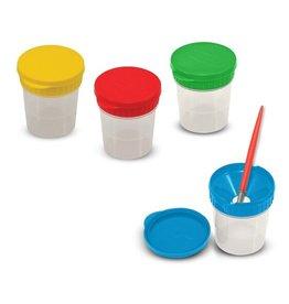 MELISSA & DOUG SPILL PROOF CUPS