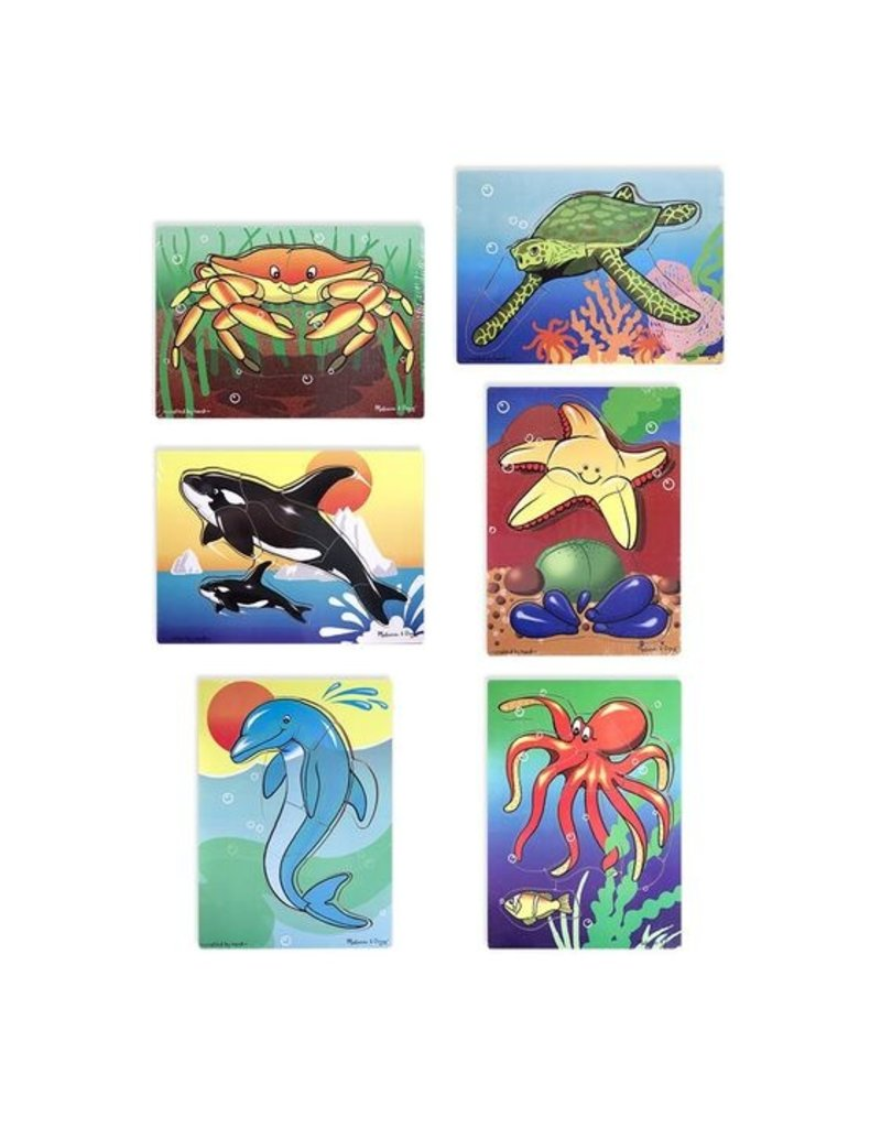 MELISSA & DOUG Sea Life WOW