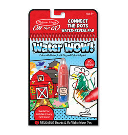 MELISSA & DOUG Connect the Dots - Farm Water Wow!