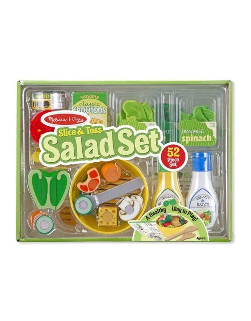 MELISSA & DOUG Slice and Toss Salad Set