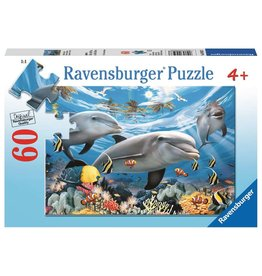 RAVENSBURGER Caribbean Smile 60 pc Puzzle