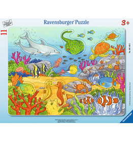 RAVENSBURGER *Happy Sea Dwellers (11 pc Puzzle)