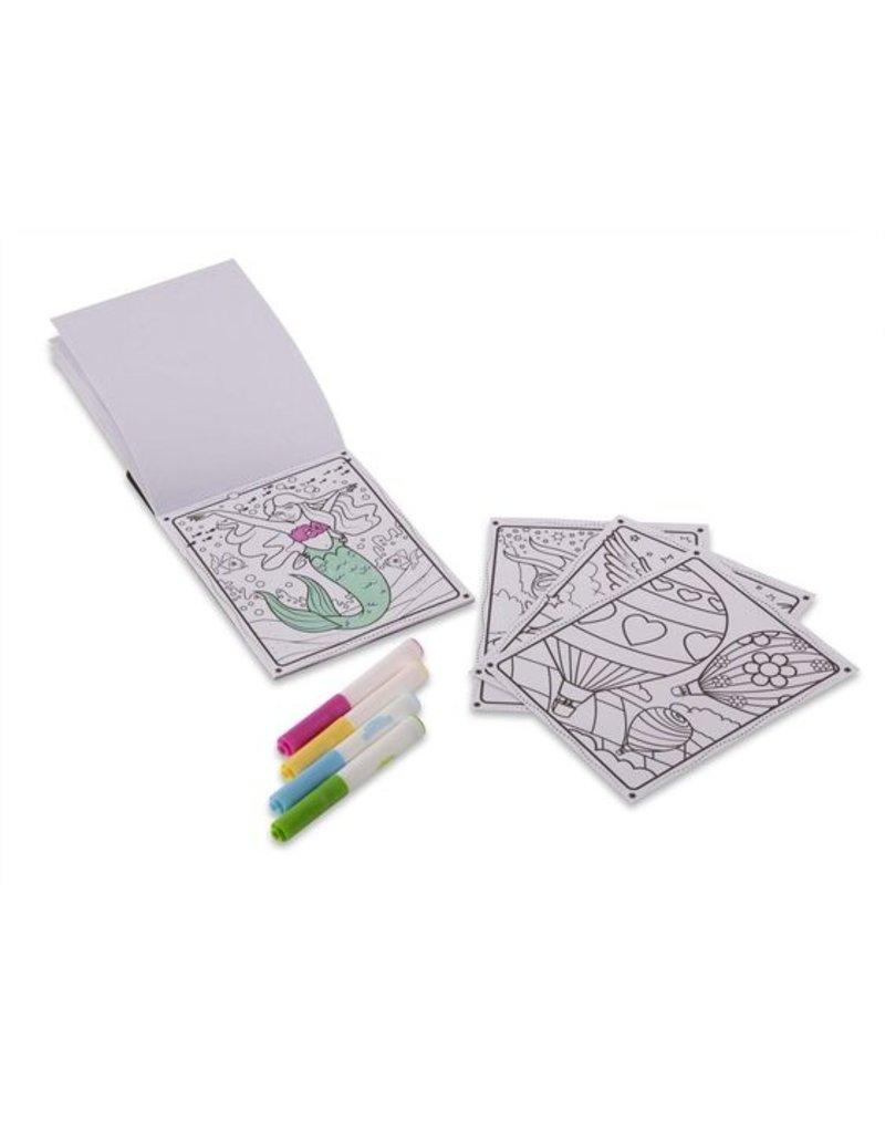 MELISSA & DOUG Coloring Pad - Friends & Fun