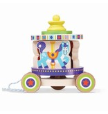 MELISSA & DOUG Carousel Pull Toy