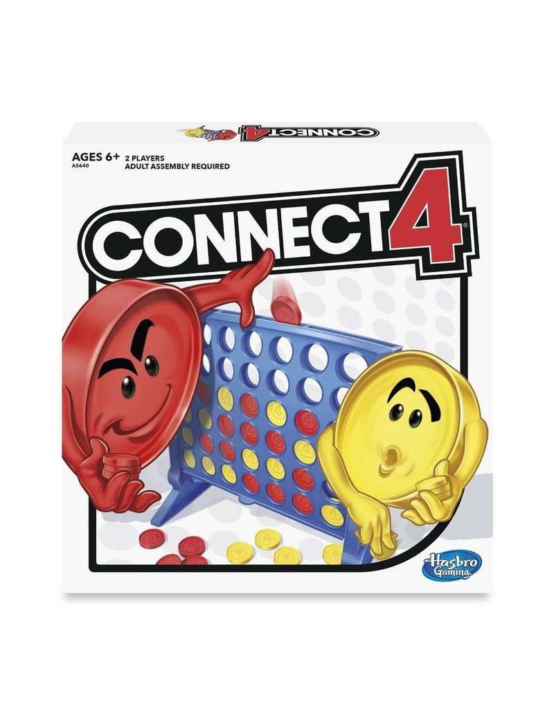 Hasbro CONNECT 4 GRID