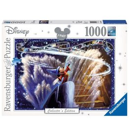 RAVENSBURGER Disney Fantasia (1000 pc Puzzle)