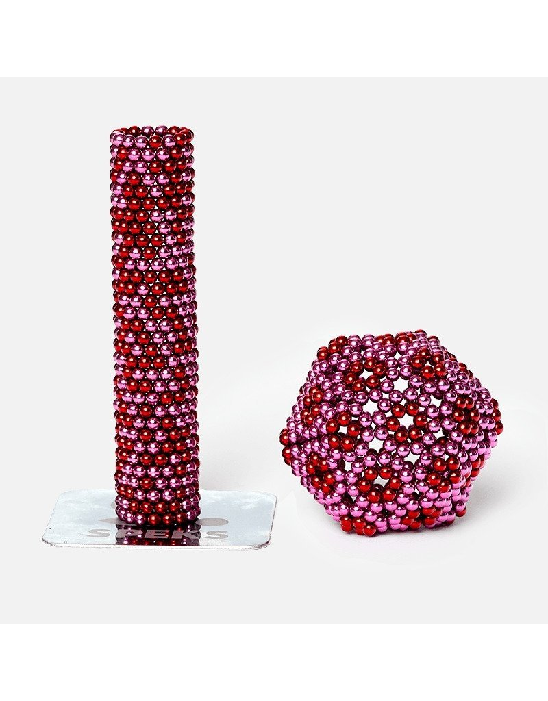 RETROSPECTIVE GOODS SPEKS MAGNETIC DESK TOY - CHERRY POP