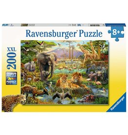 RAVENSBURGER ANIMALS OF THE SAVANNAH 200PC