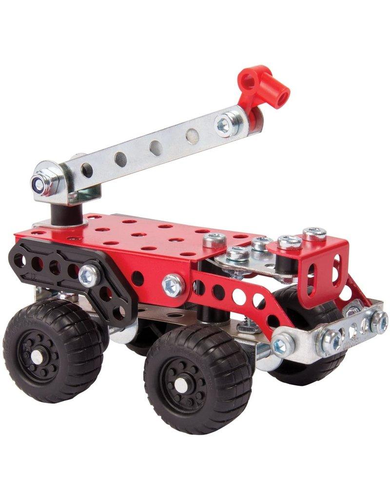 TOYSMITH Erector Rescue Force 3 Model Set