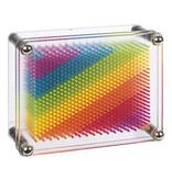 TOYSMITH Rainbow Pin Art