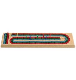 TOYSMITH Cribbage Board 3-Track