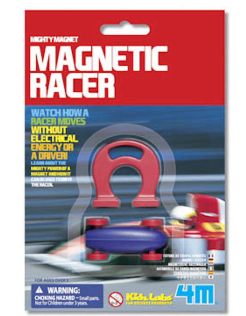 TOYSMITH MAGNETIC RACER